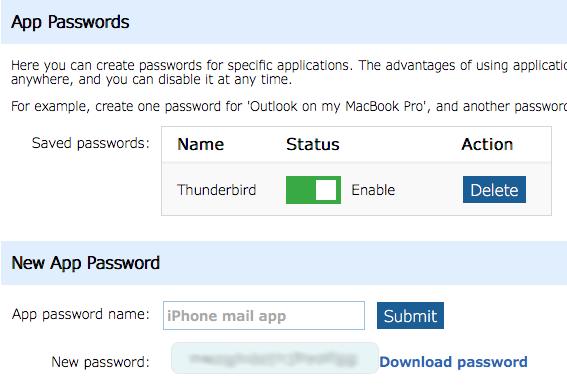 Account Security   Runbox Help
