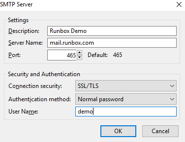 Enabling TLS/SSL Encryption on the SMTP Service | Runbox Help